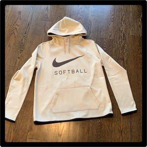 NWOT Nike Softball Therma Training Hoodie Med